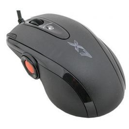 Мышь проводная A4TECH X-755BK чёрный USB