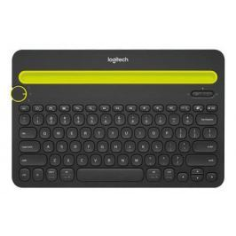 Клавиатура Logitech K480 Multi-Device Keyboard Bluetooth черный 920-006368