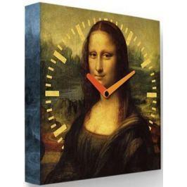 Часы FotonioBox Мона Лиза LB-017-35 коричневый
