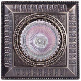 Встраиваемый светильник Donolux SN1582-Antique bronze