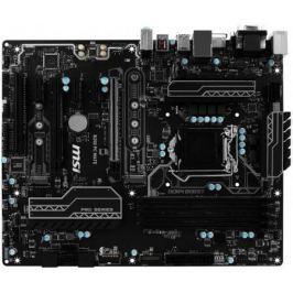 Материнская плата MSI B250 PC MATE Socket 1151 B250 4xDDR4 2xPCI-E 16x 1xPCI 3xPCI-E 1x 6 ATX
