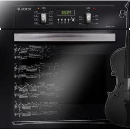 Электрический шкаф Gefest ДА 622-02 Д1 черный