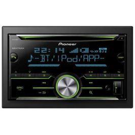 Автомагнитола Pioneer FH-X730BT USB MP3 CD FM RDS 2DIN 4x50Вт черный