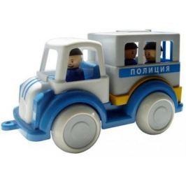 Машина Форма Полиция ДС синий 24 см