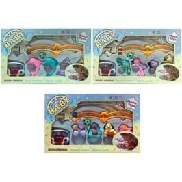 """Интерактивная игрушка Shantou Gepai """"Большое путешествие"""" от 3 месяцев свет, звук, ассортимент, Y1641077"""