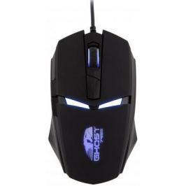 Мышь проводная Oklick 795G чёрный USB 315496