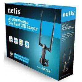 Беспроводной USB адаптер Netis WF2190 802.11ac 867Mbps 2.4/5ГГц
