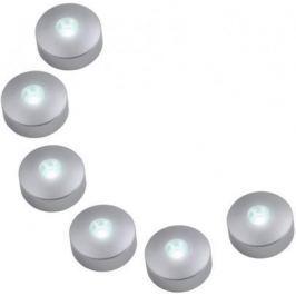 Потолочный светодиодный светильник (08933) Uniel 4500K ULM-R04-1W*6/NW