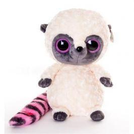Мягкая игрушка AURORA Юху плюш текстиль розовый 42 см