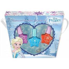 Игровой набор детской декоративной косметики Markwins Frozen Эльза 9606451 3 предмета
