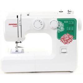 Швейная машина Janome 5500 белый