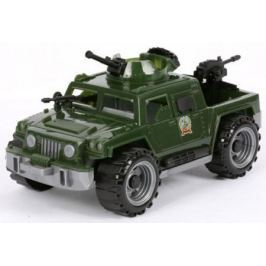 Машина Нордпласт 240 31.5 см зеленый