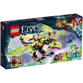 Конструктор LEGO Elves: Дракон Короля Гоблинов 339 элементов 41183