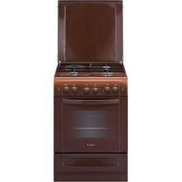 Комбинированная плита Gefest ПГЭ 6111-02 0001 коричневый