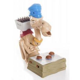 Интерактивная игрушка Fotorama Плюющий верблюд от 4 лет бежевый 791С