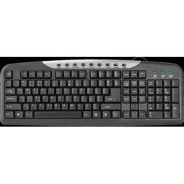 Клавиатура проводная DEFENDER HM-830 USB черный