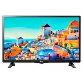 Телевизор LG 24LH451U черный