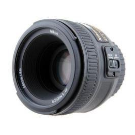 Объектив Nikon 50mm f/1.8G AF-S Nikkor JAA015DA