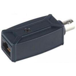 Удлинитель SC&T IP01 Ethernet пассивный комплект из 2-х приёмопередатчиков по коаксиальному кабелю до 200 метров