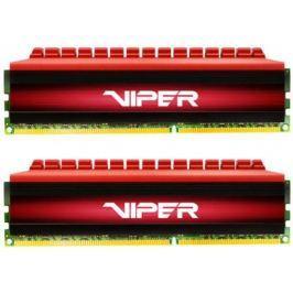 Оперативная память 16Gb (2x8Gb) PC4-25600 3200MHz DDR4 DIMM Patriot PV416G320C6K