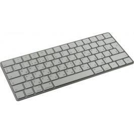 Клавиатура беспроводная Apple Magic Keyboard Bluetooth серый MLA22RU/A