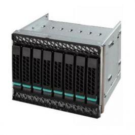 Серверный корпус 2U Intel A2U8X25S3HSDK 935066 Без БП серебристый