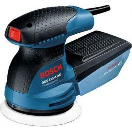 Эксцентриковая шлифмашина Bosch GEX 125-1 AE 250Вт 125мм 0601387501