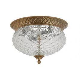 Потолочный светильник Crystal Lux Hola PL4 Bronze