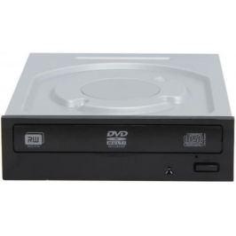 Привод для ПК DVD±RW Lite-On IHAS124-14 SATA черный OEM