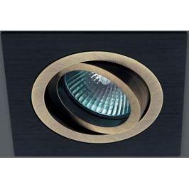Встраиваемый светильник Donolux SA1520-Gab/Black