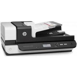 Сканер HP ScanJet Enterprise Flow 7500 <L2725B> планшетный, А4, ADF 100 листов, 50 стр/мин, 600dpi, 24bit, USB (замена L2725A)