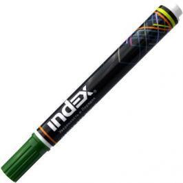 Маркер для доски Index IMW200/GN 5 мм зеленый
