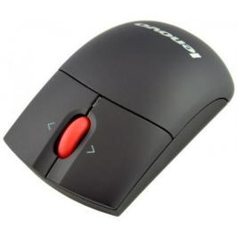 Мышь беспроводная Lenovo 0A36188 чёрный USB