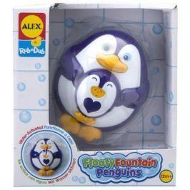 Пластмассовая игрушка для ванны ALEX Пингвиненок 841P