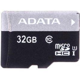 Карта памяти Micro SDHC 32Gb Class 10 A-Data UHS-I AUSDH32GUICL10-R