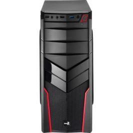 Корпус ATX Aerocool V2X Red Edition Без БП чёрный красный 4713105952650