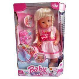 """Кукла Shantou Gepai """"Нарядная малышка"""" 40 см с аксессуарами Y16203224"""