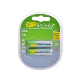 Аккумулятор 2000 mAh GP ReCyko+ 210AAHCB-2CR2 AA 2 шт
