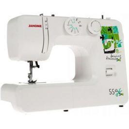 Швейная машина Janome 550 белый