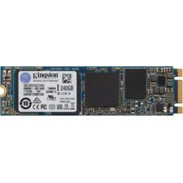 Твердотельный накопитель SSD M.2 240 Gb Kingston M.2 SATA G2 SSD Read 550Mb/s Write 330Mb/s SATAIII SM2280S3G2/240G