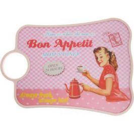 Доска разделочная Mayer&Boch Bon Appetit MB-24766 37х27х1.2см полипропилен