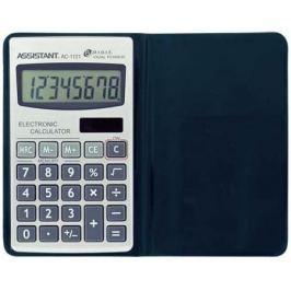 Калькулятор карманный Assistant AC-1121 8-разрядный