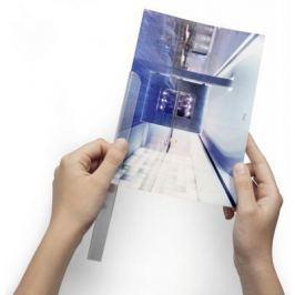 Скрепкошина Durable 2910-19 100 шт 210 мм прозрачный