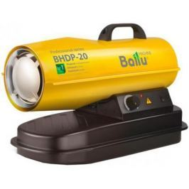 Тепловая пушка BALLU BHDP-20 20000 Вт ручка для переноски желтый