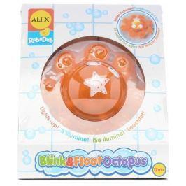 Пластмассовая игрушка для ванны ALEX Осьминог 842S