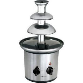 Прибор для приготовления шоколадного фондю Clatronic SKB 3248 серебристый