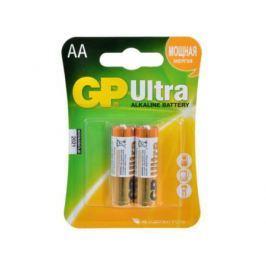 Батарейки GP Ultra Alkaline 15AU AA 2 шт