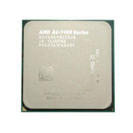 Процессор AMD A6 X2 7400K 3.5GHz 1Mb AD740KYBJABOX Socket FM2 BOX