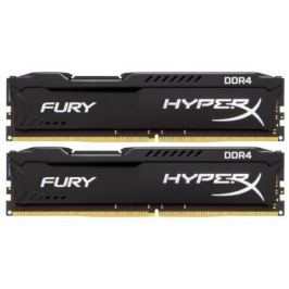 Оперативная память 16Gb (2x8Gb) РС4-19200 2400MHz DDR4 DIMM CL15 Kingston HX424C15FB2K2/16