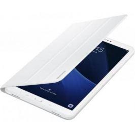 "Чехол Samsung для Samsung Galaxy Tab A 10.1"" Book Cover полиуретан/поликарбонат белый EF-BT580PWEGRU"